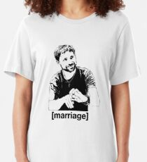 The Proposal - English Ver. [Marriage] Slim Fit T-Shirt