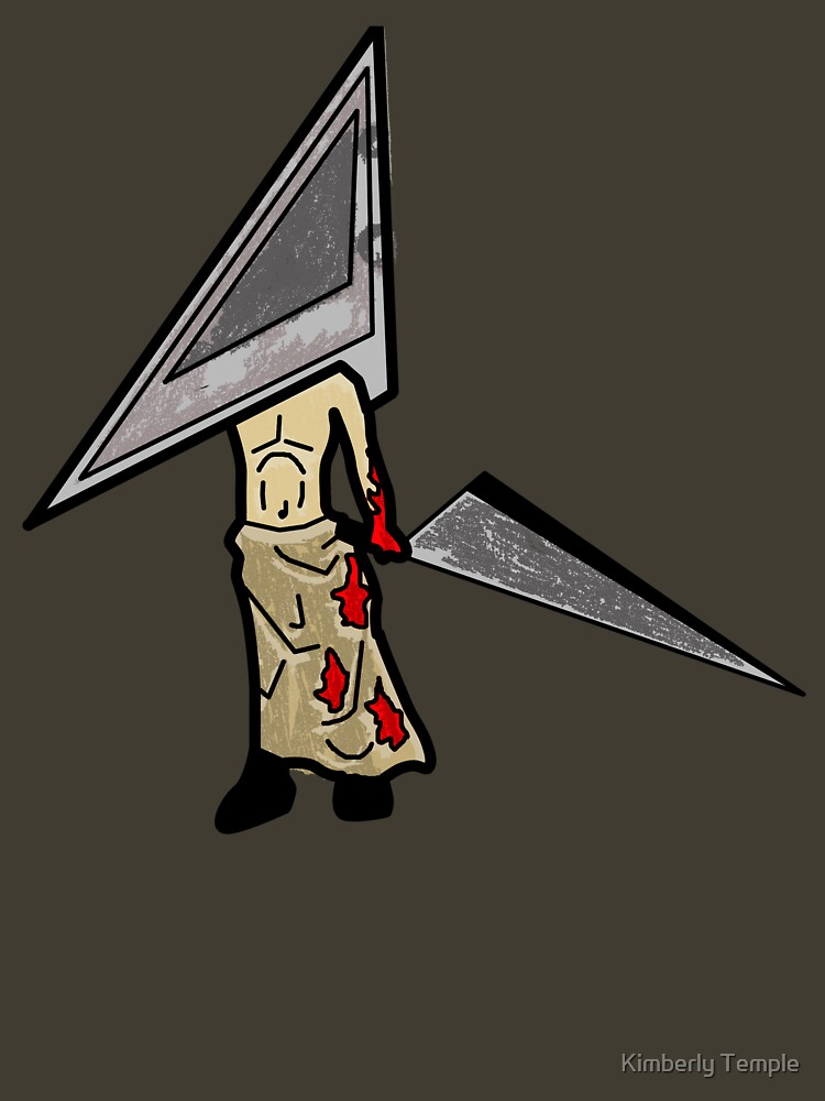 Pyramid Head  by GothicCupCake