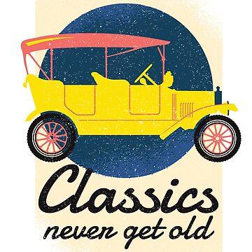 Classics Never Get Old by soondoock