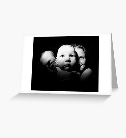 New Family Greeting Card