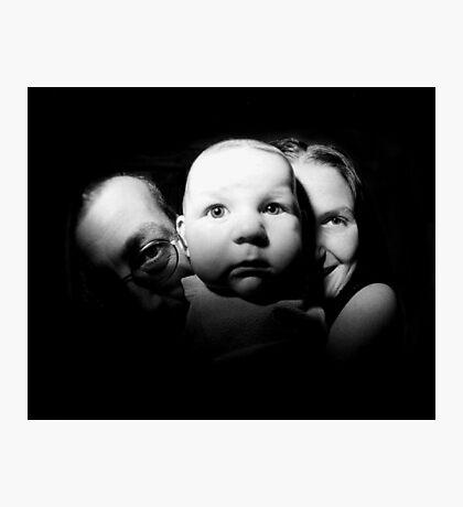 New Family Photographic Print