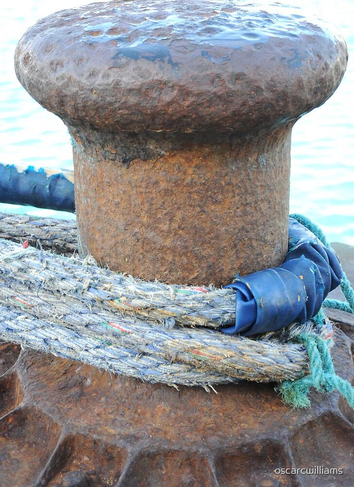 Anchor Rope by oscarcwilliams
