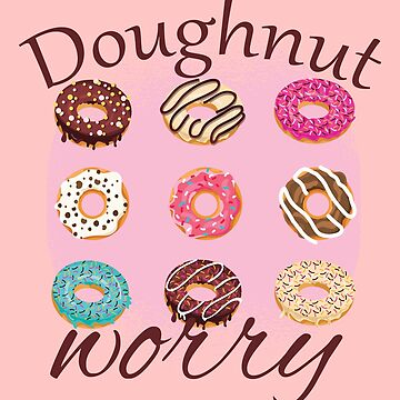 Doughnut Worry by soondoock