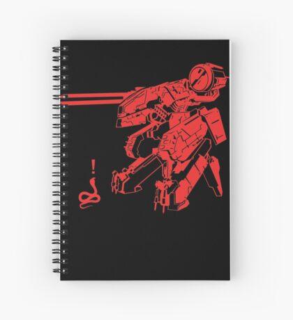 MG-REX Spiral Notebook