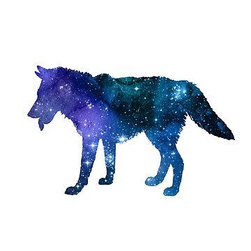Wolf by GwendolynFrost