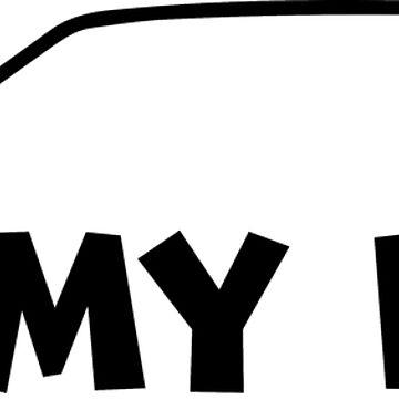 i love my E30 Touring by glstkrrn