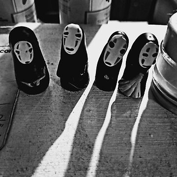 Little No Faces by welshprj