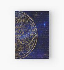 Northern Hemisphere constellations Hardcover Journal