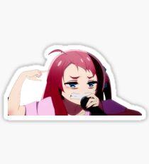 Zombieland Saga: Minamoto, Sakura - Rap-Kampf! Sticker