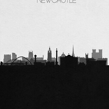 Travel Posters   Destination: Newcastle upon Tyne by geekmywall