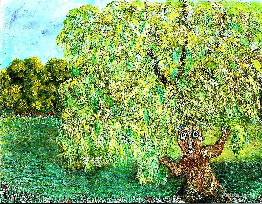 Weepin Willow by Nata (ArtistaDonna) Romeo