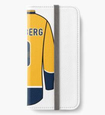 Filip Forsberg Jersey iPhone Wallet/Case/Skin