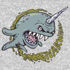 the gnarwhal by Kirk Shelton