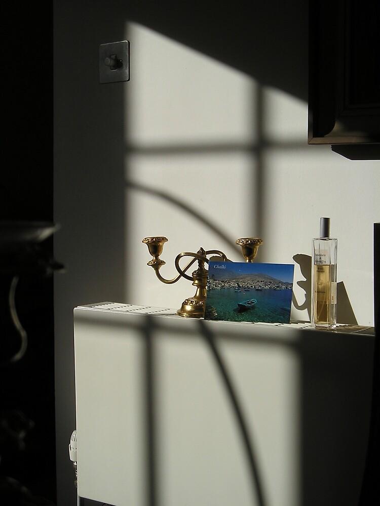 Postcard from Chalki by peterrobinsonjr
