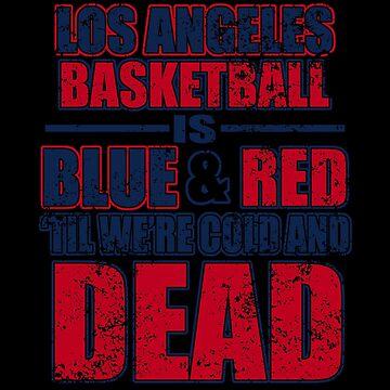 Los Angeles Basketball by Bullish-Bear