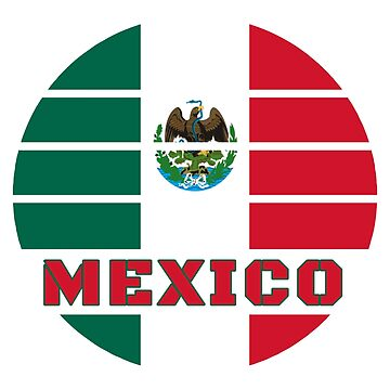 Mexico Circle / Gift America Toluca by Rocky2018