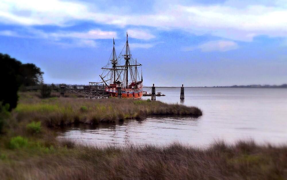 first sail by George Salazar