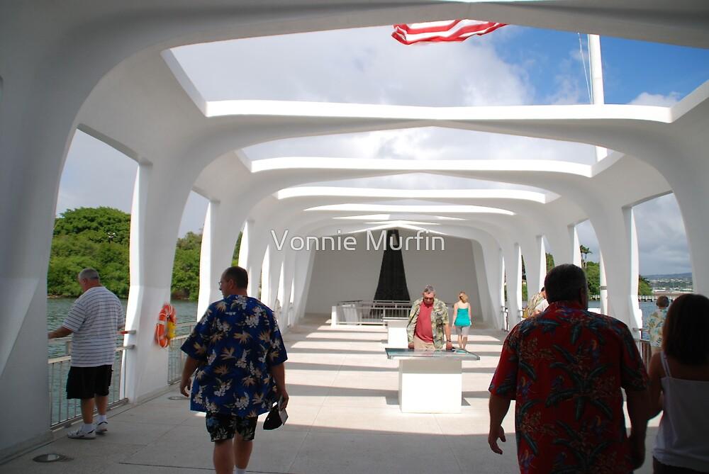 Pearl Harbor by Vonnie Murfin