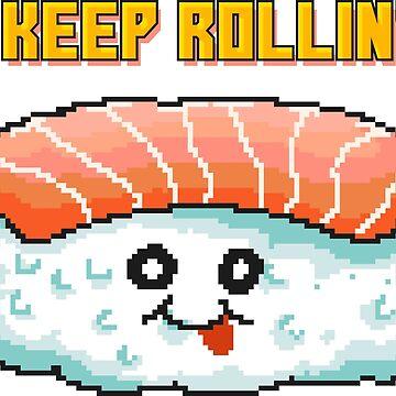 Keep Rollin! by flipper42
