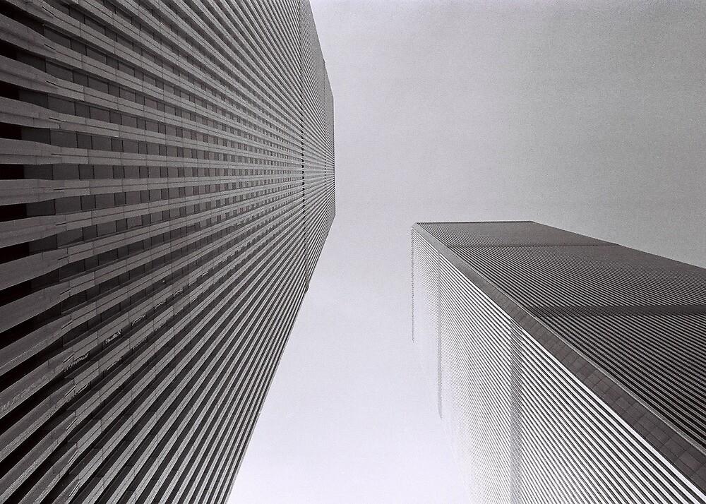 World Trade Center by deadbilly