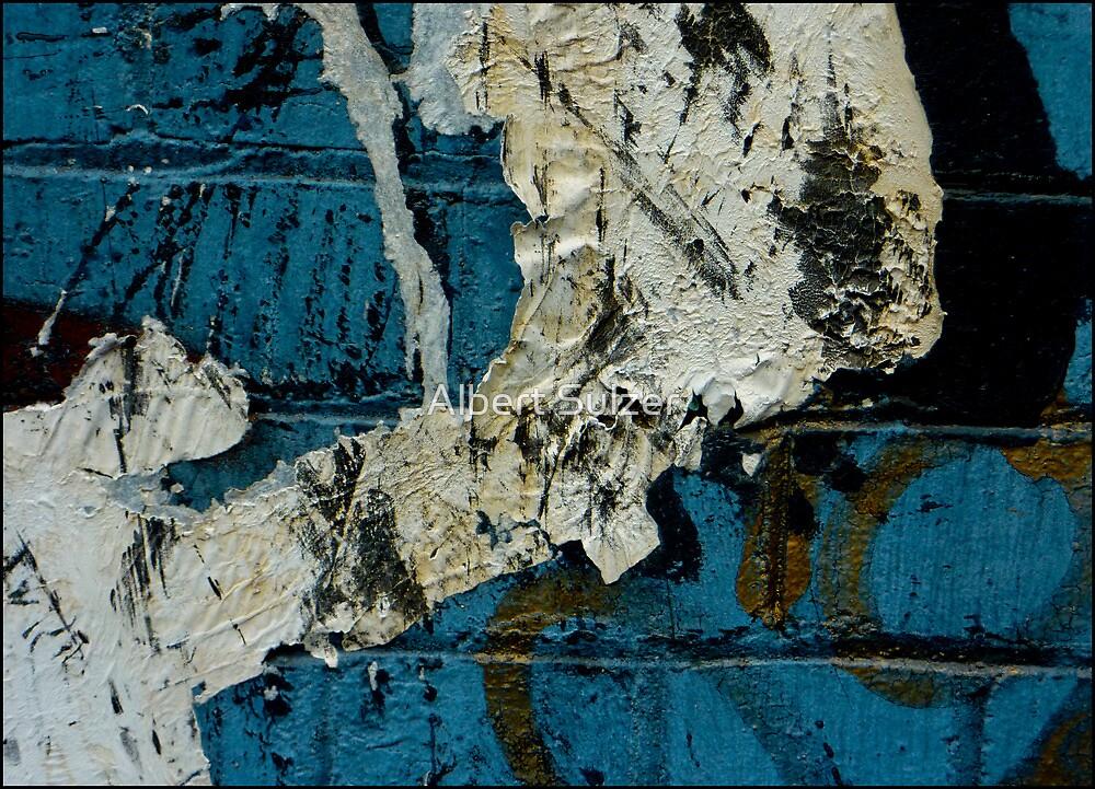 Street Abstract Art 07 by Albert Sulzer