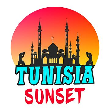 Tunisia / Gift Mosque Religion North Africa by Rocky2018