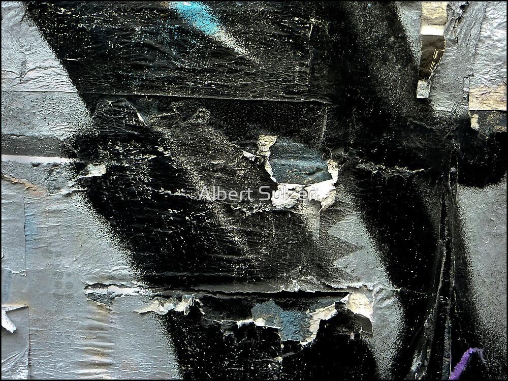 Street Abstract Art 08 by Albert Sulzer