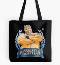 COME TO DADDY Tote Bag