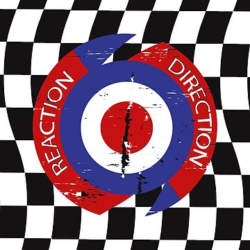Direction Reaction Retro Mod by Auslandesign