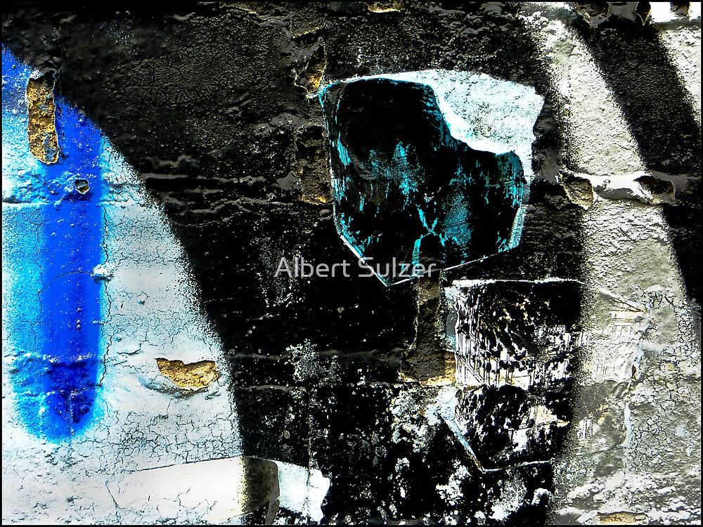 Street Abstract Art 09 by Albert Sulzer