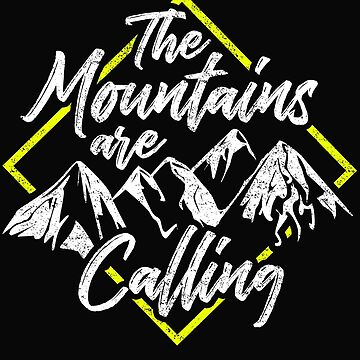 The mountains are calling by dtino