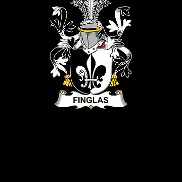 Finglas Coat of Arms - Family Crest Shirt by FamilyCrest