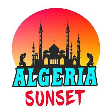 Algeria Sunset / Gift Moshe by Rocky2018