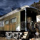The Train Car by Kasey Cline