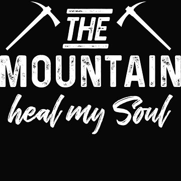 The mountain heals my soul by dtino