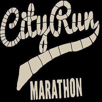 City Run Marathon by arkitekta