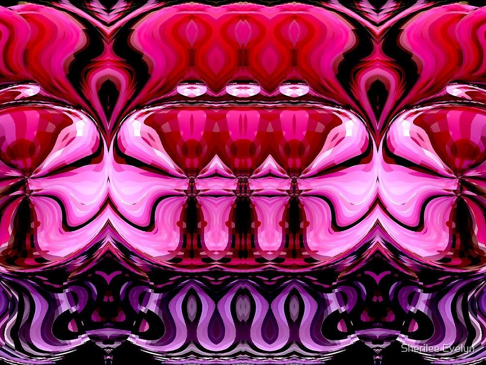 Pink & Purple Patterns by Sherilee Evelyn
