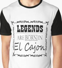 El Cajon Graphic T-Shirt