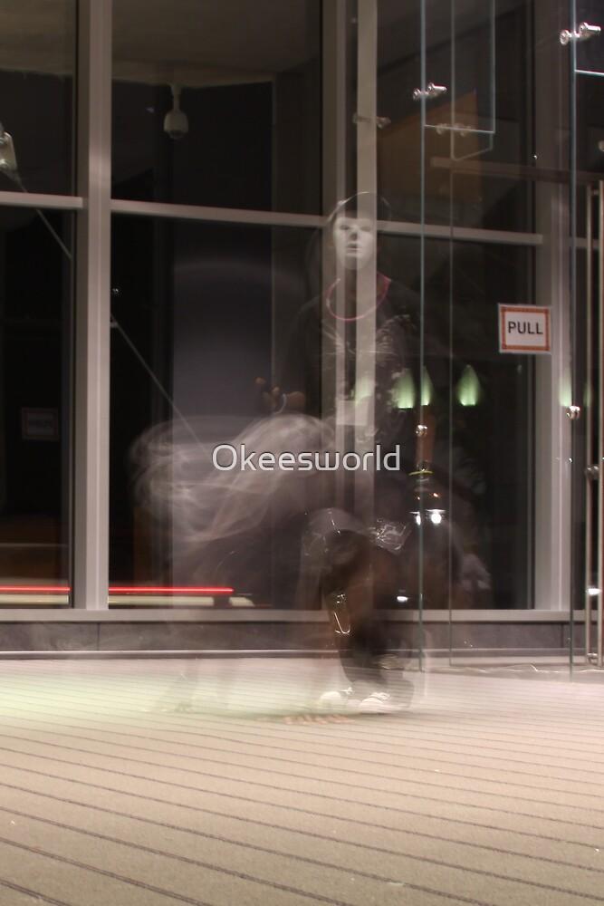Spirit Dance by Okeesworld