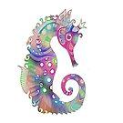 Sea Horse Princess by amira