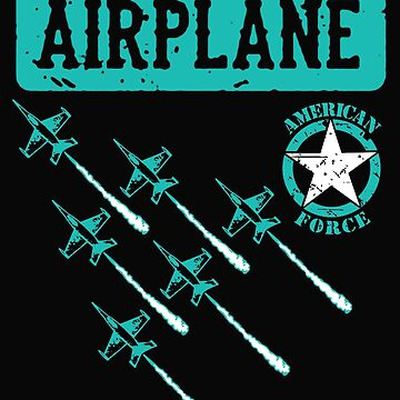 Airplane by dtino