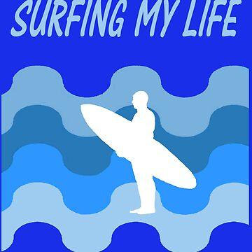 Surfing my life by arkitekta