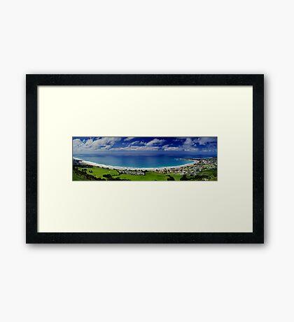 Apollo Bay Framed Print