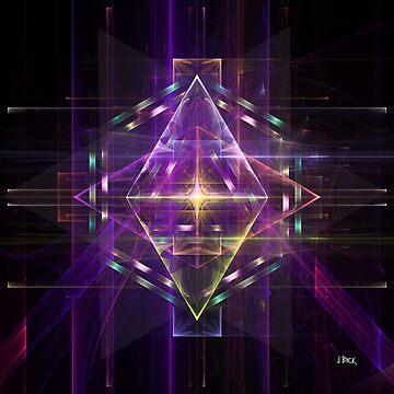 Borsalino (Square Version) - By John Robert Beck by studiobprints
