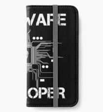 Chip Developer Engineer Electrical Engineering iPhone Wallet/Case/Skin