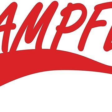 Vape Design Swoosh Dampfer  by 2vape