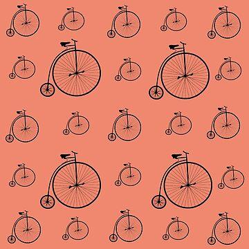Vintage bicycles by arkitekta