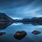 Ullswater before sunrise by Martin Griffett