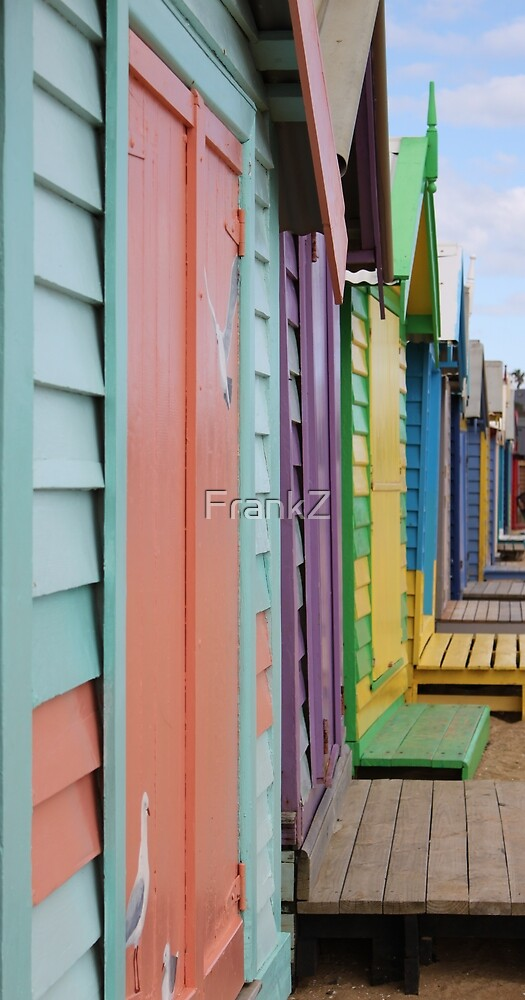 BRIGHTON BEACH by FrankZ