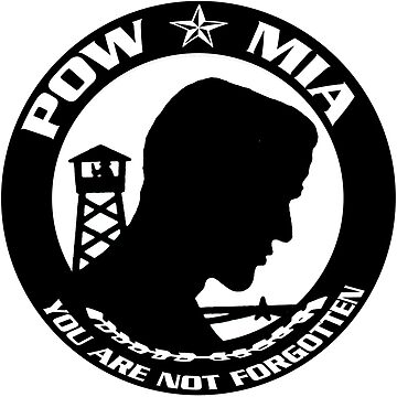 POW-MIA You are NOT Forgotten! by Spacestuffplus